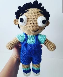 Snugglyfoxdesigns crochet grover hat jul fandeluxe Images