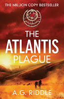 The Atlantis Plague by A. G. Riddle - book cover