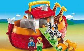 jeu construit par playmobil