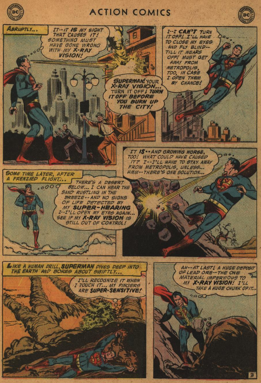 Read online Action Comics (1938) comic -  Issue #227 - 5