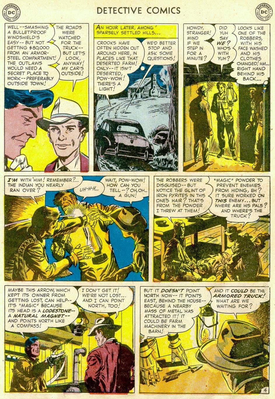 Read online Detective Comics (1937) comic -  Issue #181 - 37