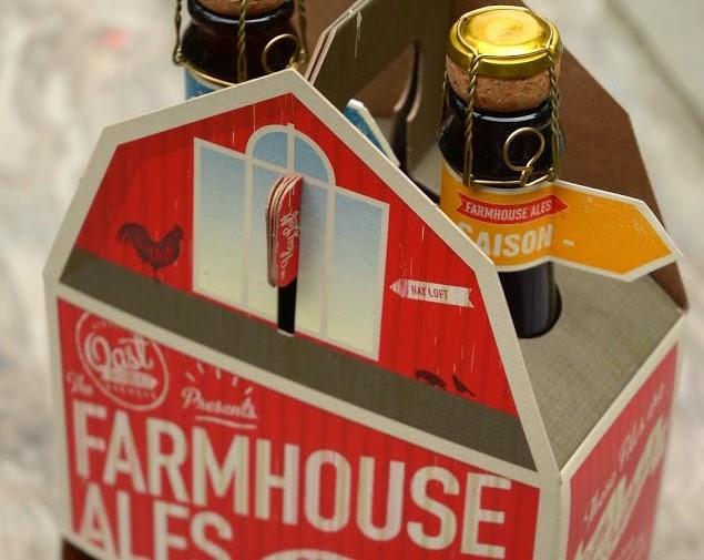 Oast House Brewers: Cervezas en el granero