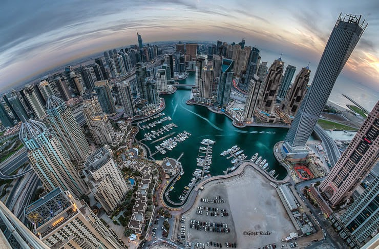 2. Dubai, UAE - 30 Best and Most Breathtaking Cityscapes