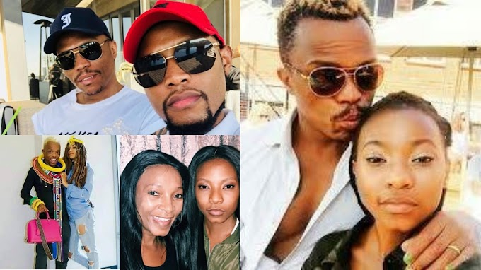 Mohale reveals that Somizi is not Gay in real life, its a Public stunt & he has a 3 months child with Sophia from soweto