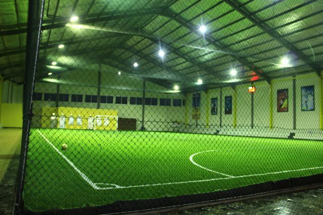 Cara Membangun Usaha Lapangan Futsal
