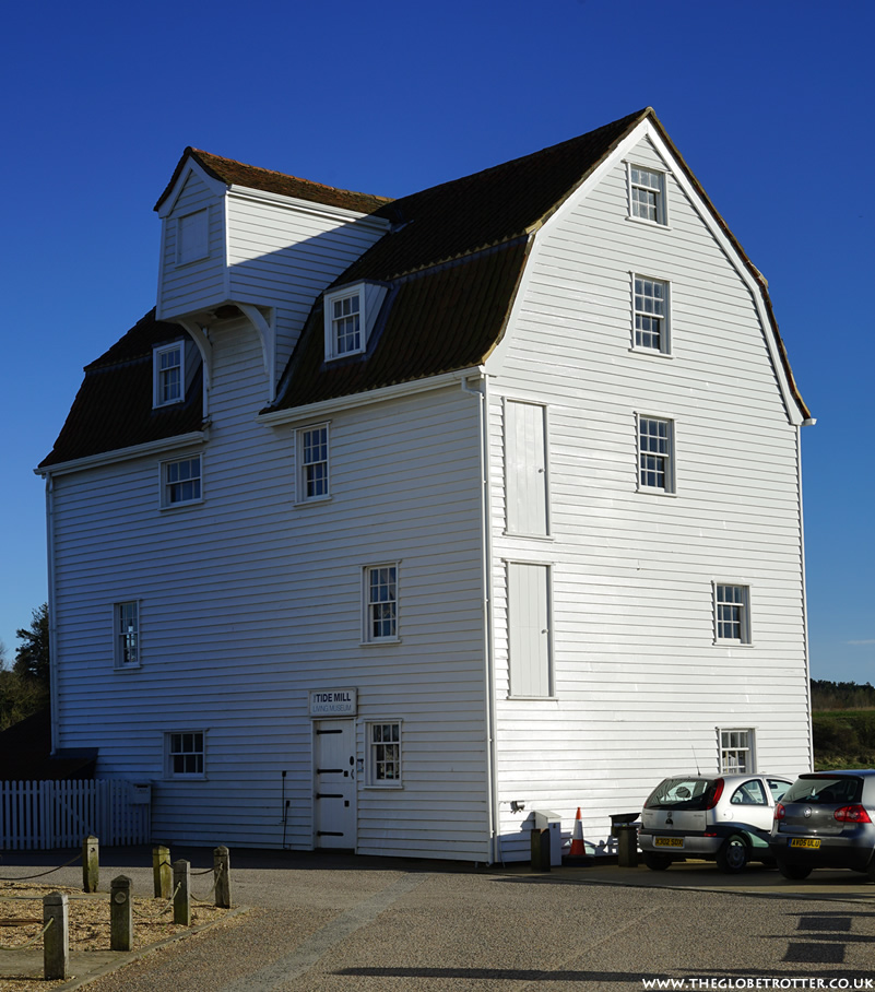The Tide Mill in Woodbridge