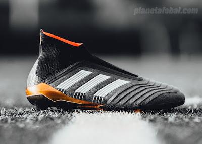 de95693087ef9 Las Botas Predator son las nuevas botas de la marca Adidas que parece que  tiene dimension de 3D lleva un calcetin que se ajusta perfectamente a su  bota y ...