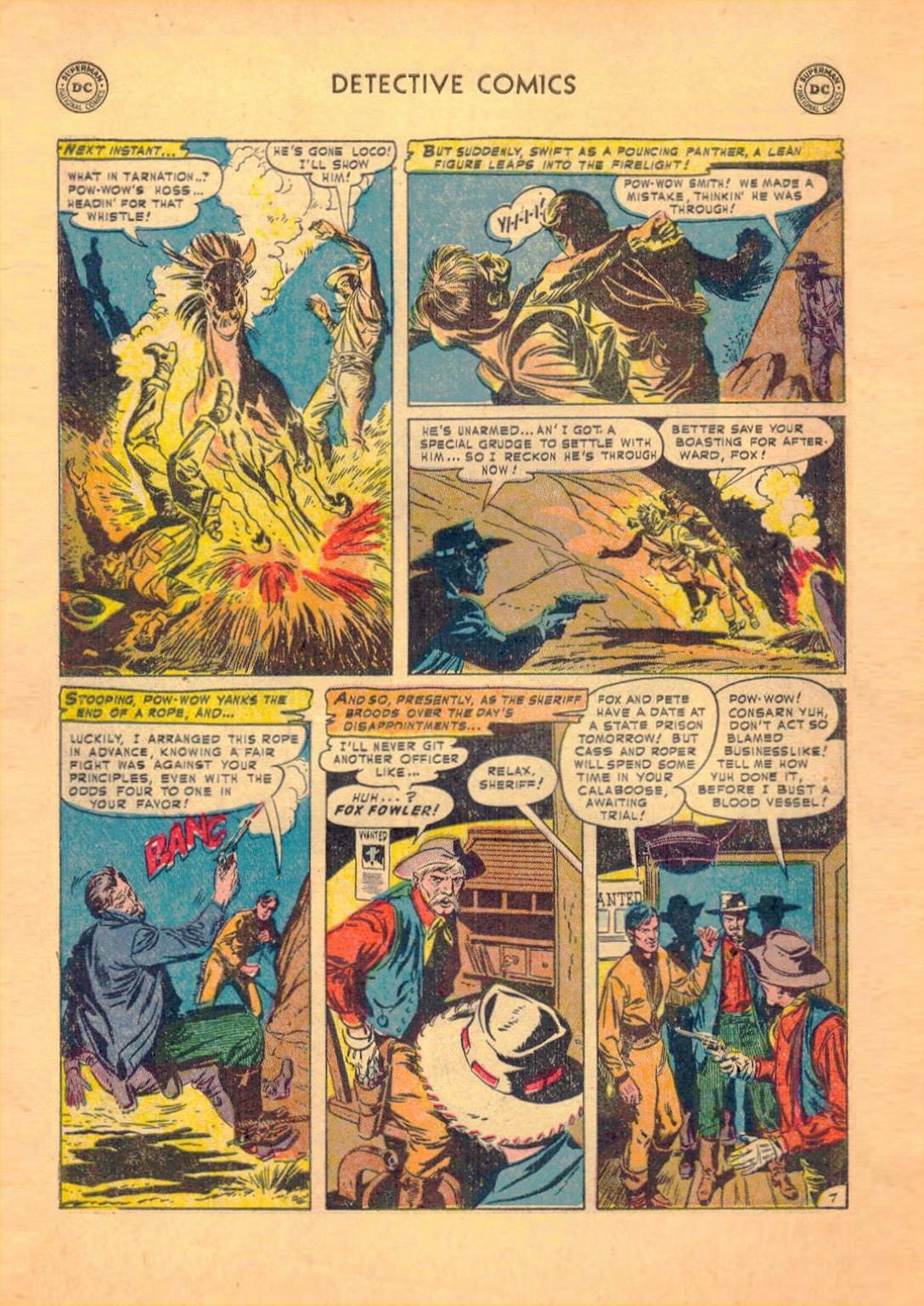 Read online Detective Comics (1937) comic -  Issue #182 - 39
