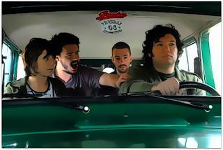 A Última Estrada da Praia (2010) - Dentro do Carro