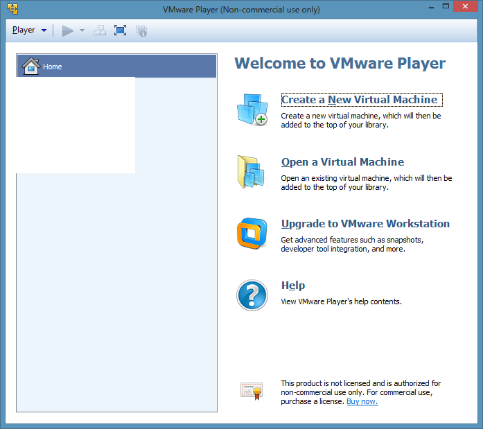 Notes of a Programmer: Convert VirtualBox VDI to VMWare VMDK
