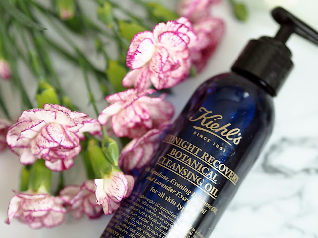Kiehl´s Midnight Recovery Botanical Cleansing Oil
