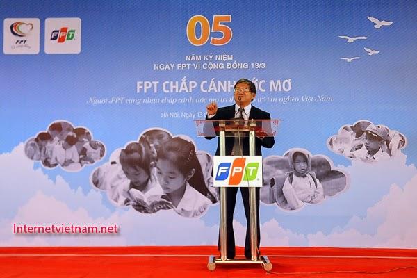 Lãnh Đạo Công Ty FPT Kêu Gọi Nhân Viên Ủng Hộ Một Ngày Lương