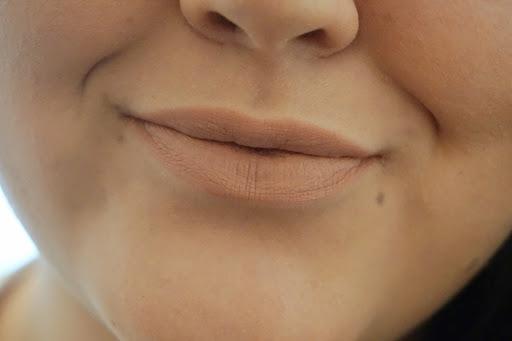 MUA Luxe Velvet lip lacquer lip swatches Harmony
