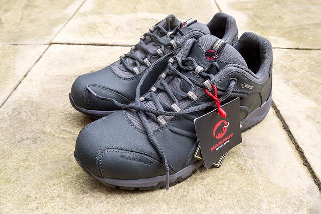 Mammut Summit Low GTX Mens Walking Shoe - Review
