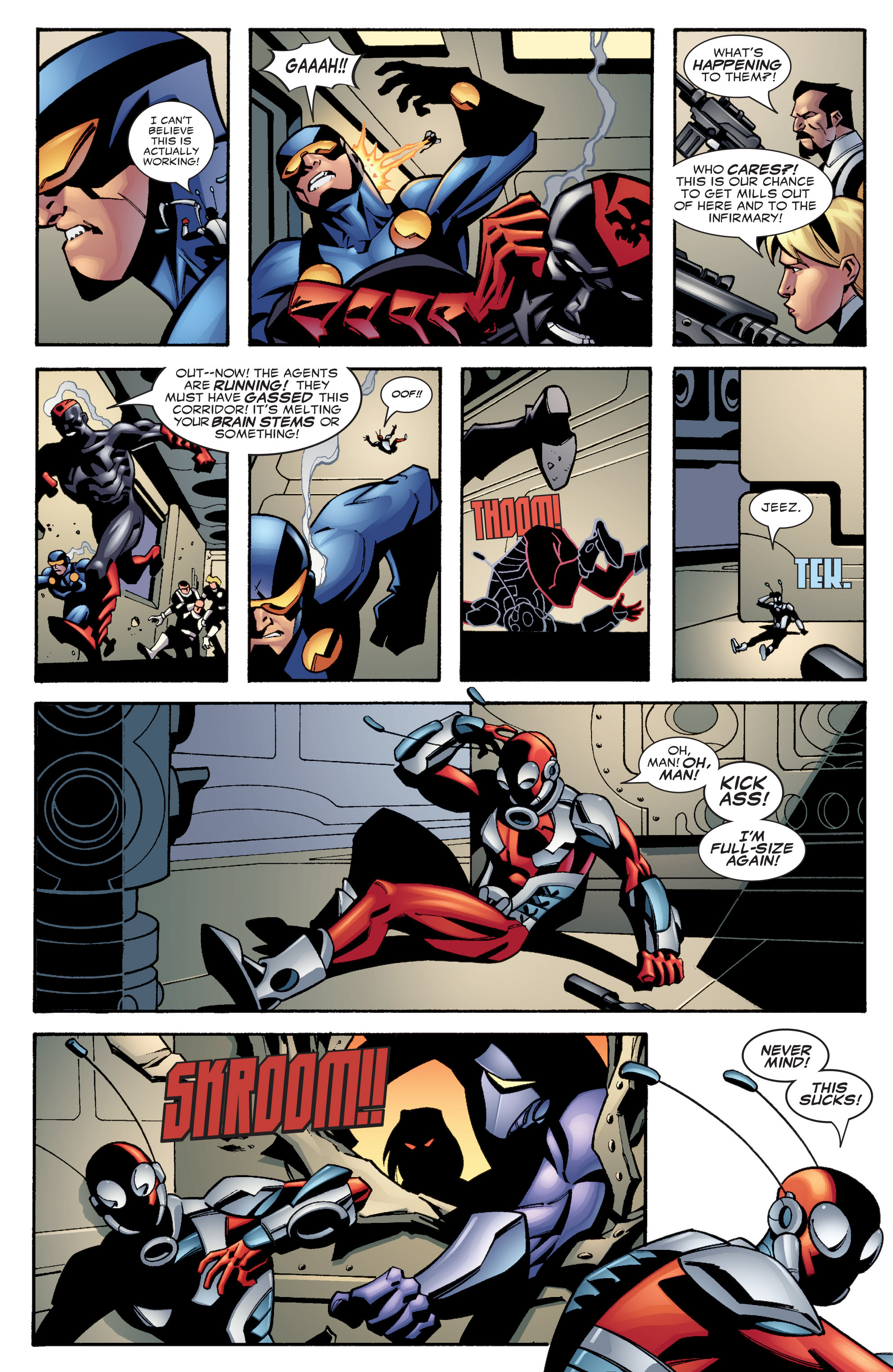 The Irredeemable Ant-Man Issue #2 #2 - English 11