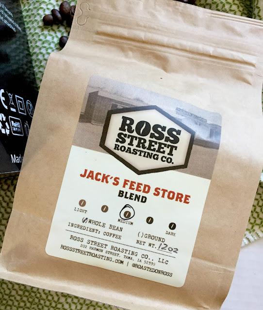 Coffee Grinder & Coffee Bean Giveaway...Ross Street Roasting Co...coffee beans, coffee grinder, giveaway (sweetandsavoryfood.com)