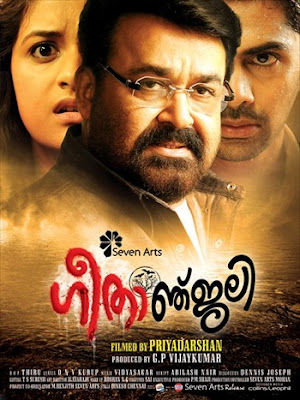 Geethaanjali 2017 Hindi Dubbed WEBRip 480p 350mb
