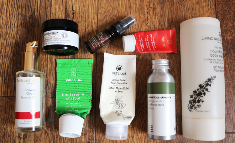 February Empties / Products I've Used Up