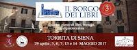 Borgo dei libri: mostre e convegni per la seconda edizione ( Torrita di Siena)