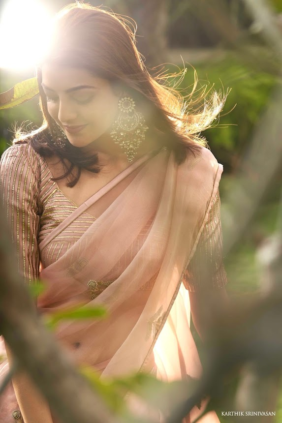 Kajal Aggarwal photoshoot by Karthik Srinivasan