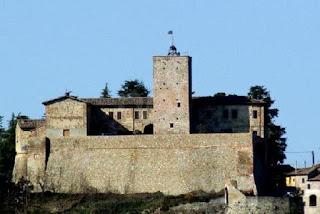 Il castello di Sorrivoli