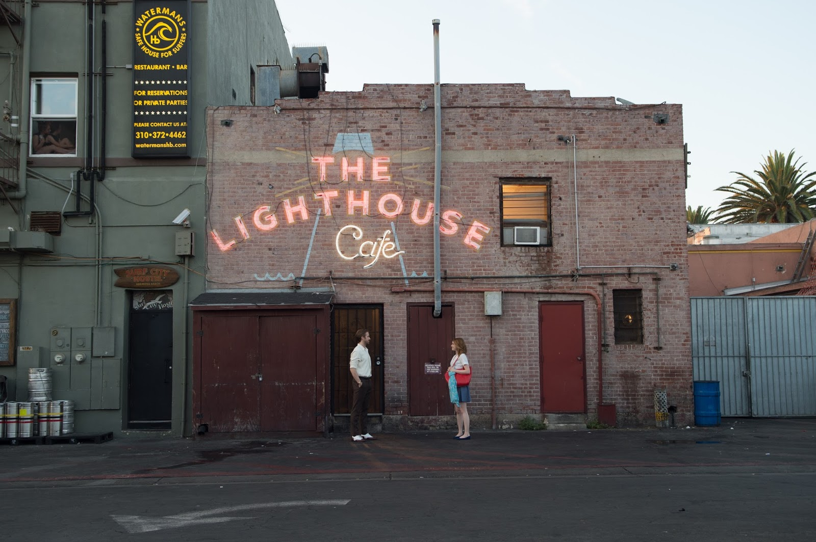 The lighthouse Café - LaLaland