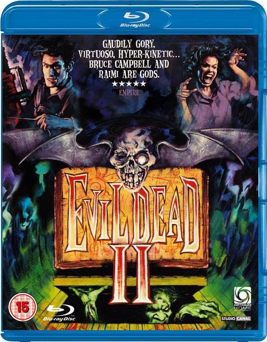 The Evil Dead ผีอมตะ ภาค 2 [HD][พากย์ไทย]