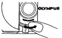 Olympus XA Capsule Cameras, Focusing the XA