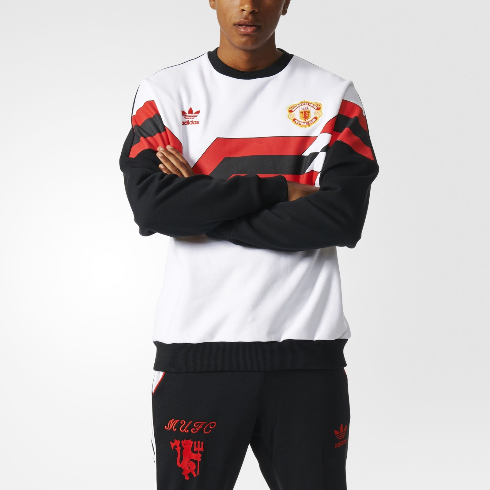 adidas originals manchester united 2017 collection leaked footy headlines. Black Bedroom Furniture Sets. Home Design Ideas