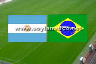 Argentina vs Brasil Eliminatorias 2016