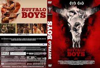 Buffalo Boys 2018  [ COVER DVD ]