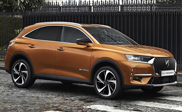 DS 7 Crossback Argentina