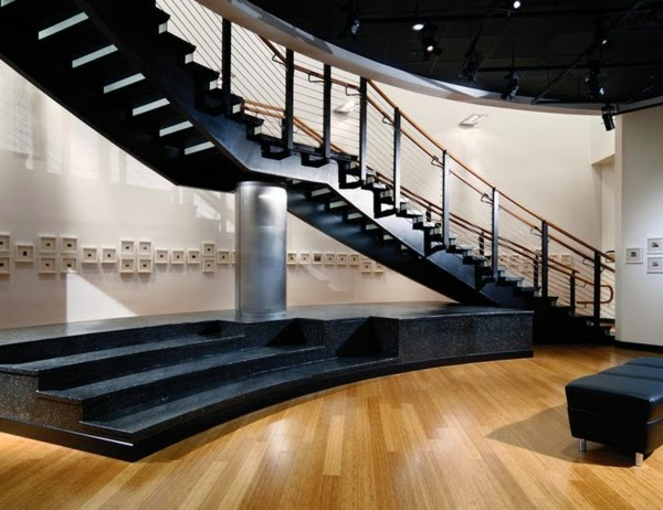 25 Modern stairs designs and eye catching ideas