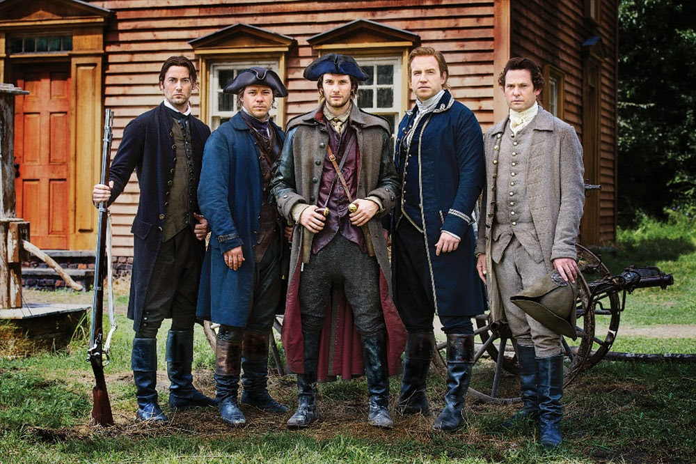 Sons of Liberty History Channel