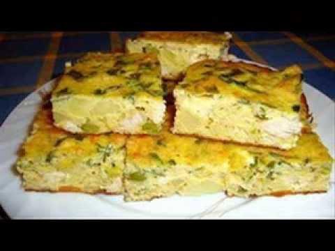 طاجين تونسي بالدجاج و البطاطا
