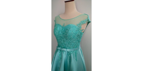 BIKIN DRESS SIMPLE BANDUNG