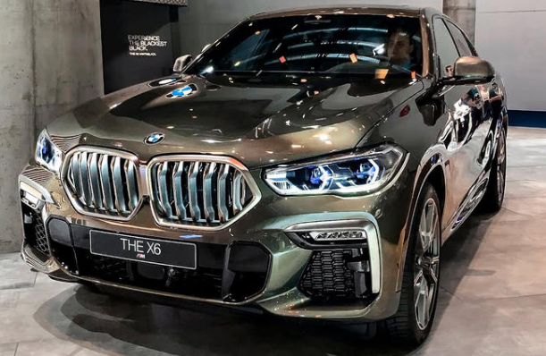 مواصفات بي إم دبليو X6 الجديدة .. سعر BMW X6 2020