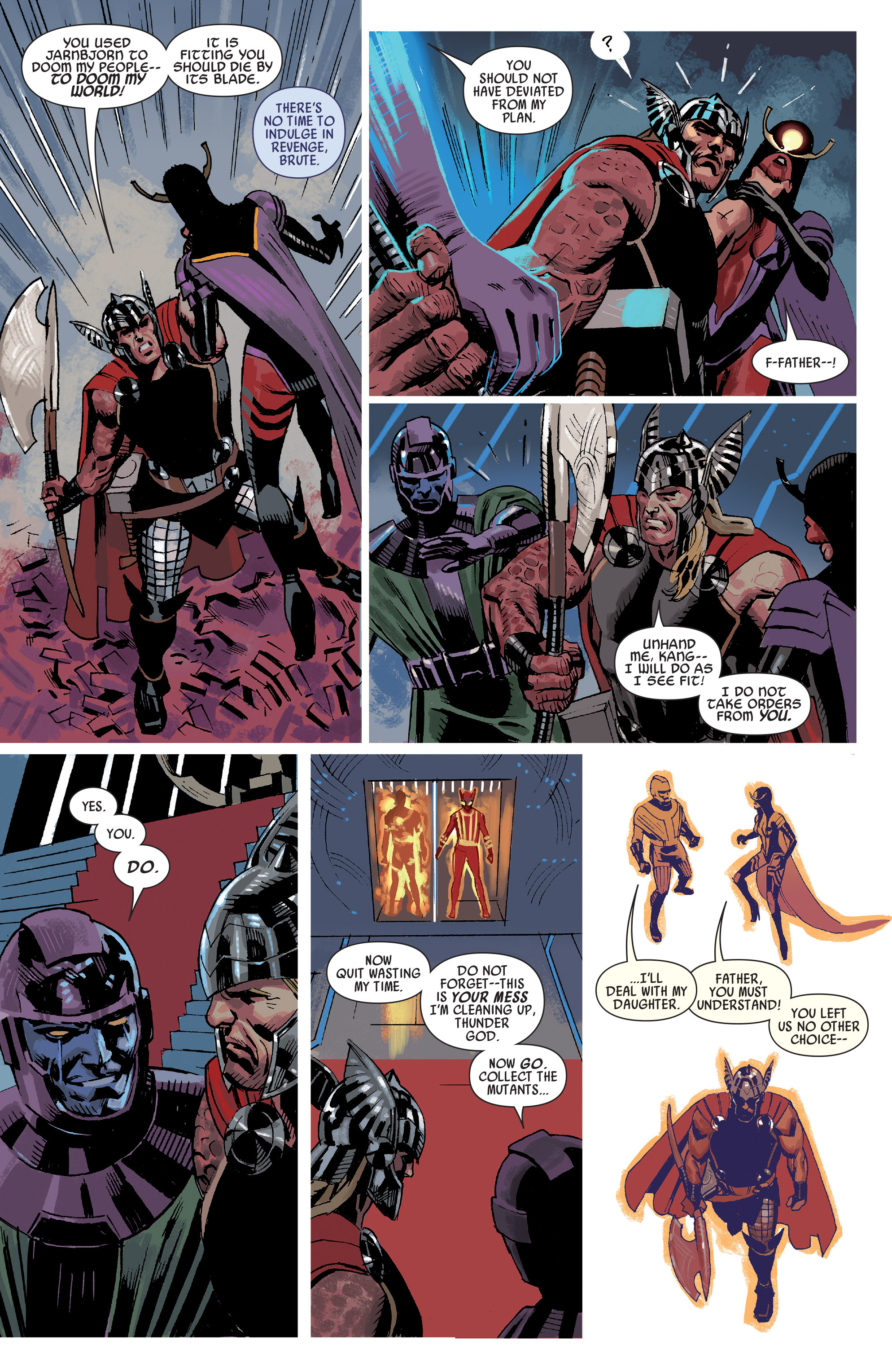 Read online Uncanny Avengers (2012) comic -  Issue #20 - 10