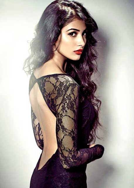 pooja-hegde-back-in-dress