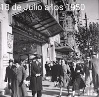 18 de Julio año 1950