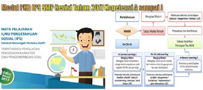 Modul PKB IPS SMP Revisi Tahun 2018 Kopetensi A sampai J