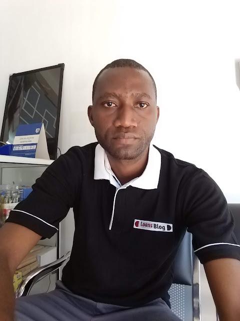 Mwabaya Katana, Loans Blog Founder