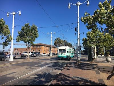 Roadtrip USA - on the road again - California - San Francisco