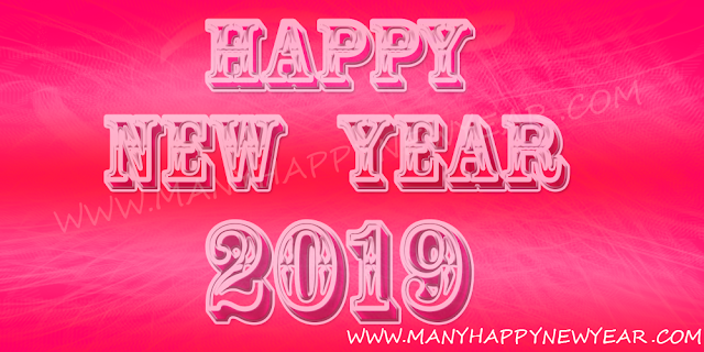 New Year 2019 Vector 9images