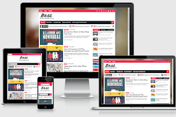 Best Responsive Seo Friendly Blogger Theme Free Download