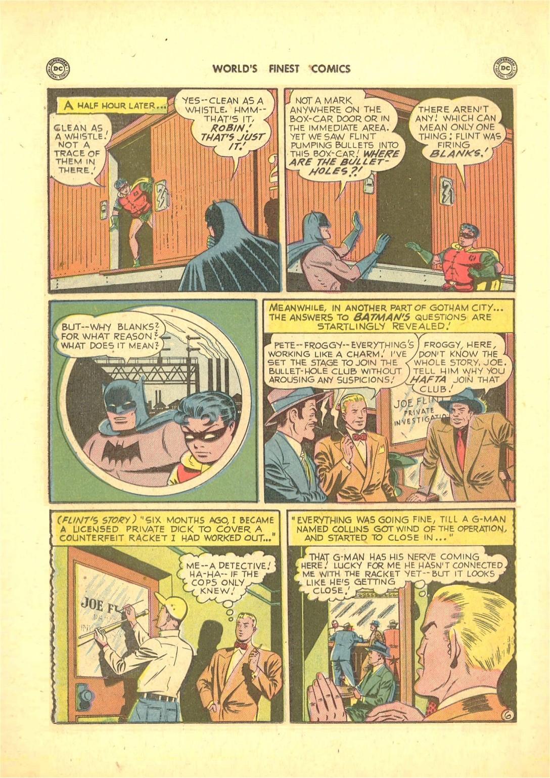 Read online World's Finest Comics comic -  Issue #50 - 68