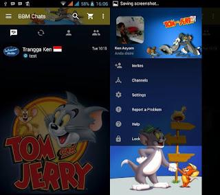 BBM MOD Tom & Jerry