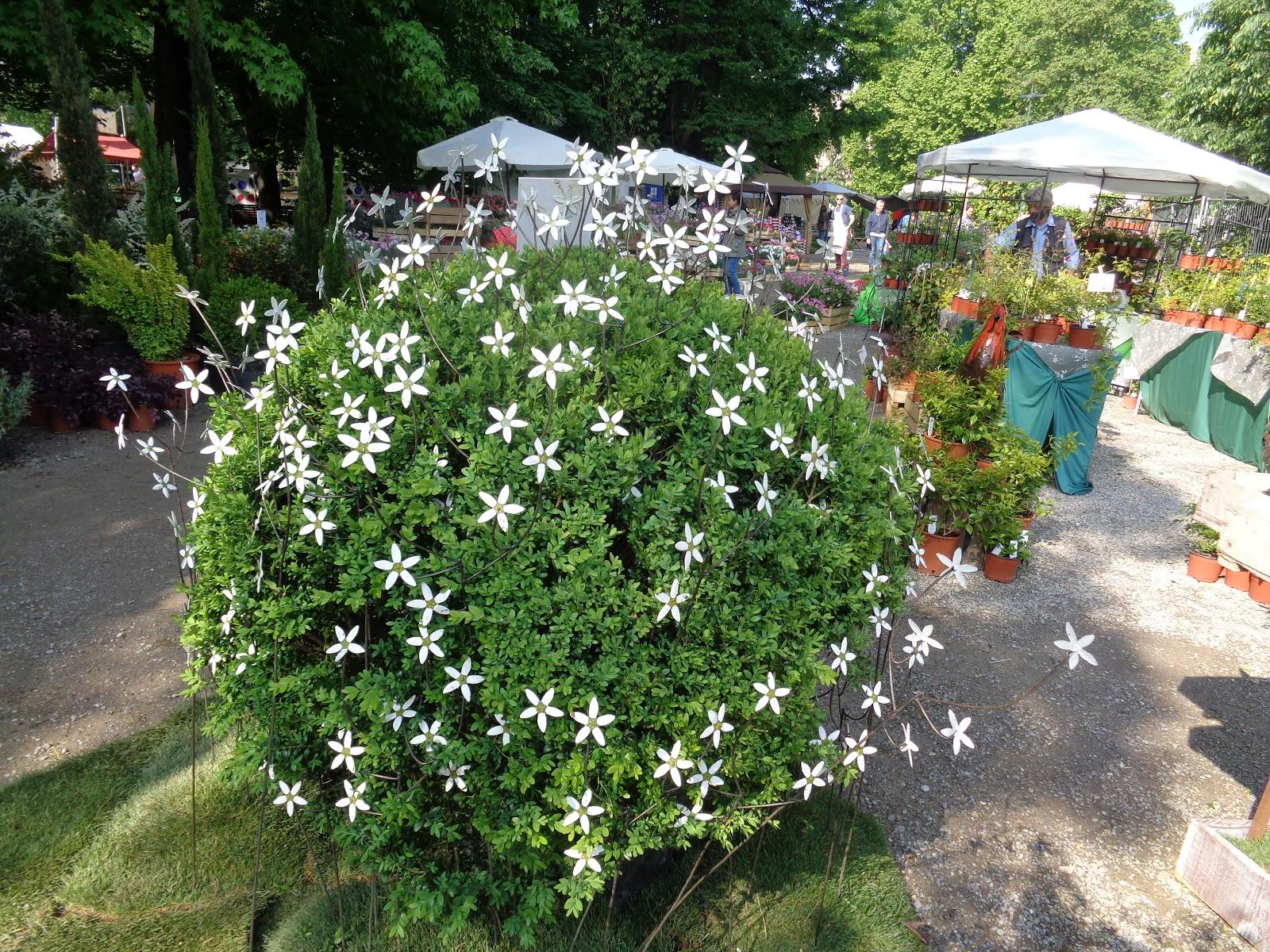 Trendy presenza fissa della mostra il poetico stand di - Giardini idee da copiare ...