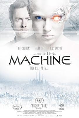 The Machine Poster