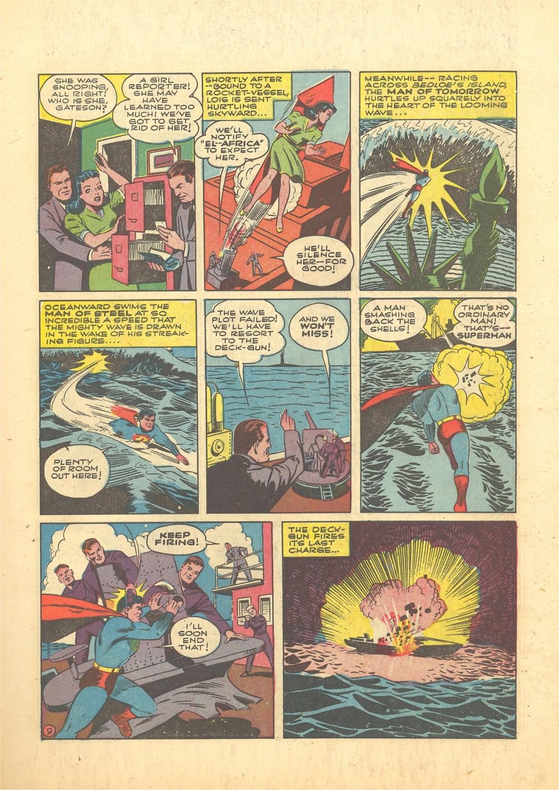 Action Comics (1938) 56 Page 9